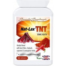 Specialist Supplements Nat-Lax 90kps